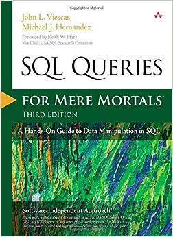 database design for mere mortals 3rd pdf