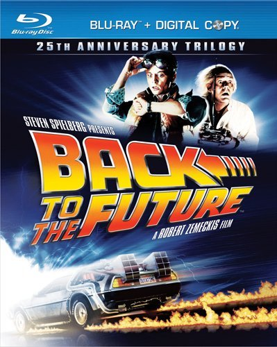 Back to the Future - Bluray