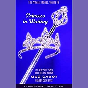 Princess in Waiting Audiobook