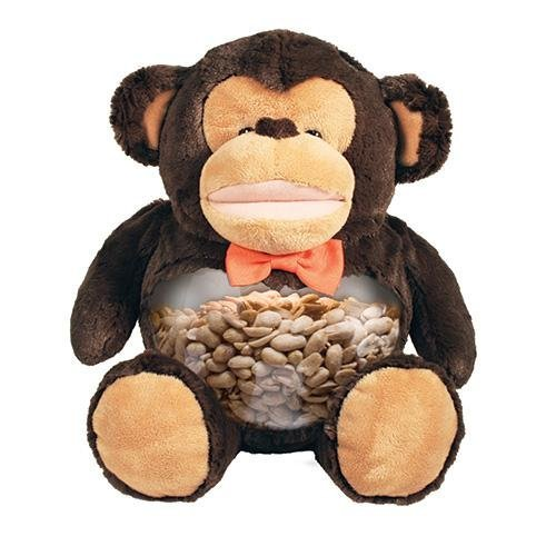 "Teddy Tank ""Playful Monkey"" - 1"