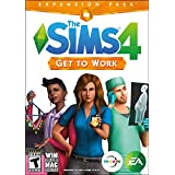 The Sims 4 Get To Work (PC Code)