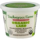 Organic Lard (2 Pack)