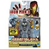 Striker Iron Man #07 Iron Man 3 Movie Assemblers Action Figure