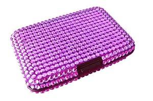 Wylins RFID Credit Card Holder Lavender