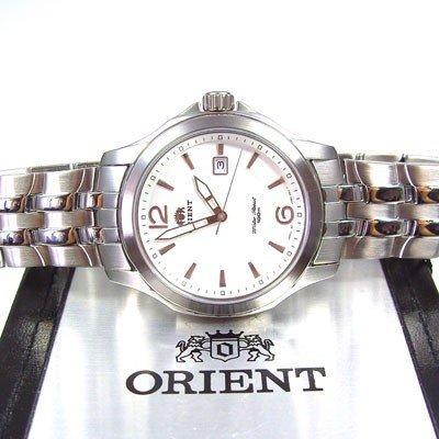 ORIENT Dressy elegant Day Quarz Herrenuhr CUN8G001W0