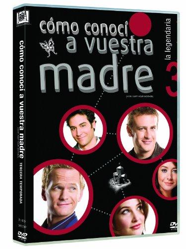Cómo conocí a vuestra madre (3ª temporada) [DVD]