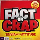 Fact or Crap Board Game - Trivia with Attitude