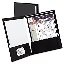 ESS51626 - Oxford Marble Design Laminated High-Gloss Twin Pocket Folder