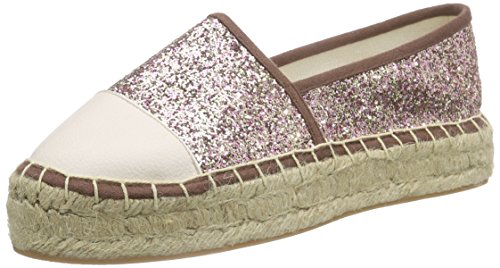 Another Pair of Shoes Eliza K3 - Espadrillas Donna, oro (rosegold 111), 38