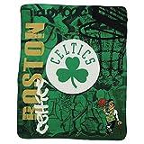 "NBA Lightweight Fleece Blanket (50"" x 60"") - Boston Celtics"