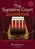 img - for The Supreme Court Sourcebook book / textbook / text book