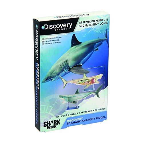 paladone-discovery-channel-3d-shark-anatomy-model-puzzle-multi-colour-by-paladone