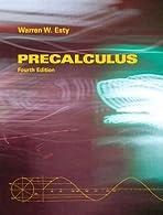 Precalculus  by Esty