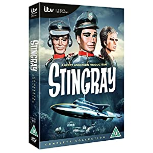 Stingray: the Complete Collect [Import anglais]