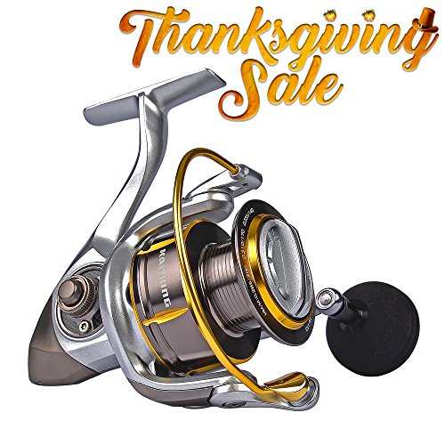KastKing Fishing Reels,Spinning Reel for Catfish,Saltwater Big Game Fishing Reel (Open Face Catfish Reels compare prices)