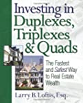 Investing in Duplexes, Triplexes, and...