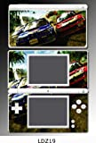 Rally Cars Racing Game Video Game Vinyl Decal Skin Protector Cover for Nintendo DS Lite