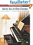 Adult All-In-One Piano Course: Level...