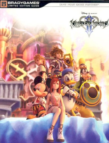Kingdom Hearts II Limited Edition Strategy Guide (Official Strategy Guides) (Official Strategy Guides) (Official Strategy Guides)