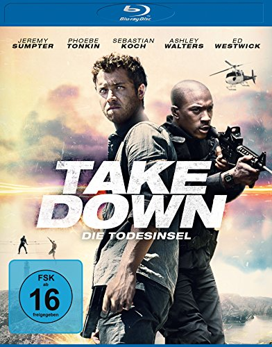 Take Down [Blu-ray]