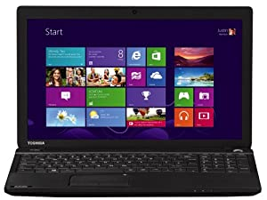 Toshiba Satellite C50D-A-133 15.6-inch Laptop (AMD E1-2100 1.0 GHz, 4 GB RAM, 500 GB HDD, Windows 8.1)
