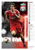 Official Liverpool FC 2010 Calendar (Calendar 2010)