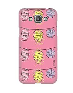 Pick pattern Back Cover for Samsung Galaxy Grand Max SM-G720