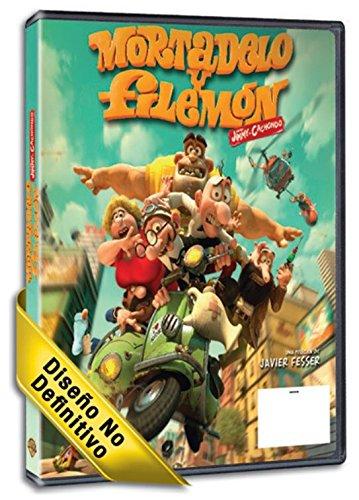 Mortadelo Y Filemón Contra Jimmy El Cachondo [DVD]