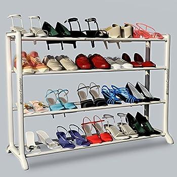 Neatlizer Shoe Organizer Storage Bench