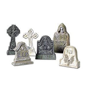 Department 56 Village Tombstones St/6