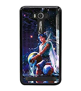 Vizagbeats Fairy Lady Back Case Cover for ASUS ZENFONE LASER 550KL