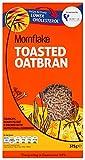 Mornflake Toasted Crunchy Oatbran 375 g (Pack of 4)