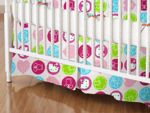 Hello Kitty Baby Bedding 175431 front