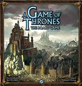 Buy Fantasy Flight Games - Fantasy Flight Games A Game Of Thrones: The Board Game Second edition