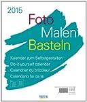 Foto-Malen-Basteln weiß 2015: Kalende...
