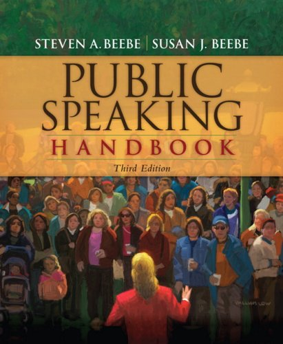 Public Speaking Handbook (3rd Edition)