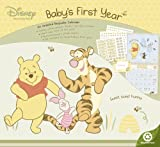 2011  Winnie the Pooh Baby's First Year  Calendar