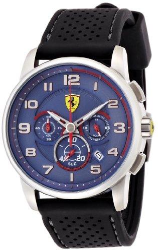 Reloj Ferrari de Hombre. Modelo 0830062. Coleccion Heritage. Esfera redonda de