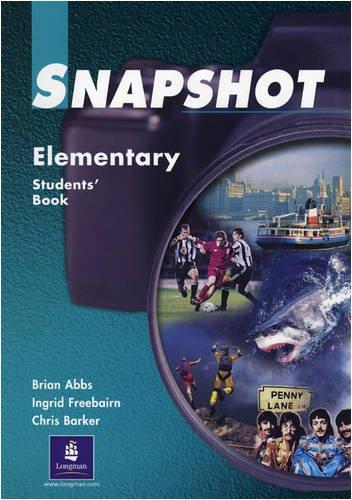 Snapshot: Elementary - Student's Book