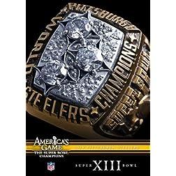 NFL America's Game: 1978 STEELERS (Super Bowl XIII)