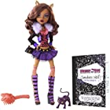 Monster High - Muñeca Clawdeen Wolf (Mattel)