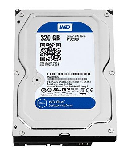 Western Digital WD Blue WD3200LPVX Disque dur interne 2,5″ SATA III 320 Go