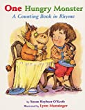 One-Hungry-Monster--A-Counting-Book-in-Rhyme-Board-Book