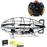 Top Race® 3-Ch Indoor RC Remote Control Airship RTF