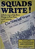 img - for Squads Write! a Selection of the Best Things in Prose, Verse and Cartoons From the Stars and Stripes. Official Newspaper of the A.E.F. book / textbook / text book