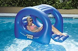 Coolpod Sunshade Lounger