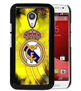 Amazon.com: New Unique Custom Designed Case With Real Madrid 3 Black