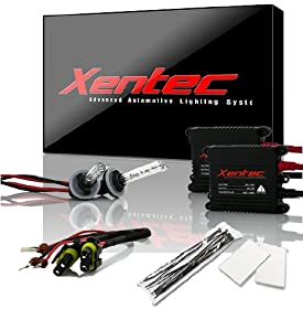 XENTEC 880 GREEN Advanced Slim Alloy Ballast HID Xenon Kit