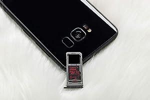 Kingston Canvas React 32GB microSDHC Class 10 microSD Memory Card UHS-I 100MB/s R Flash Memory High Speed microSD Card with Adapter (SDCR/32GB) (Tamaño: 32GB)
