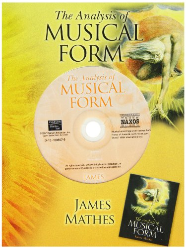 Compact Disc for The Analysis of Musical Form